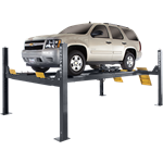 BendPak HDS14LSXE 14,000 Lb. Capacity / Alignment /  Limo  Extended / Includes Turnplates and Slip Plates