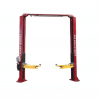 LAUNCH 9K 2 POST CLEAR FLOOR ASYMMETRIC - RED
