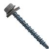 "Colored Roofing Screws, Sheet Metal Roofing Screws, Corrugated Metal Roofing Siding Screws Pole Barn (2"" inch roofing screws)"