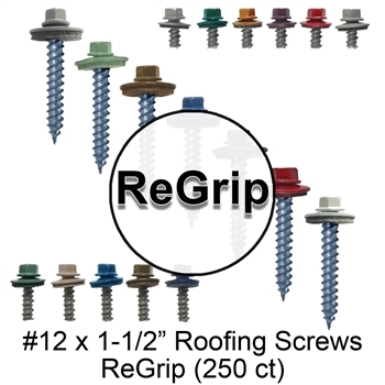 #12x1-1-2 Metal to Metal Roofing Screw