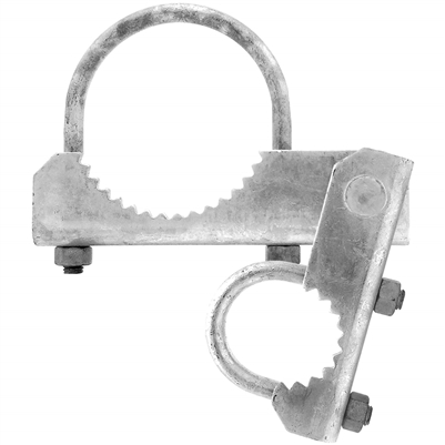 180 Degree Hinge for Chain Link Fence Walk Gate