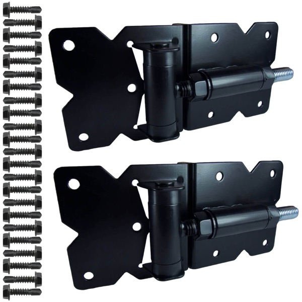 Black Vinyl Gate Hinges Vinyl Gate Hardware Black