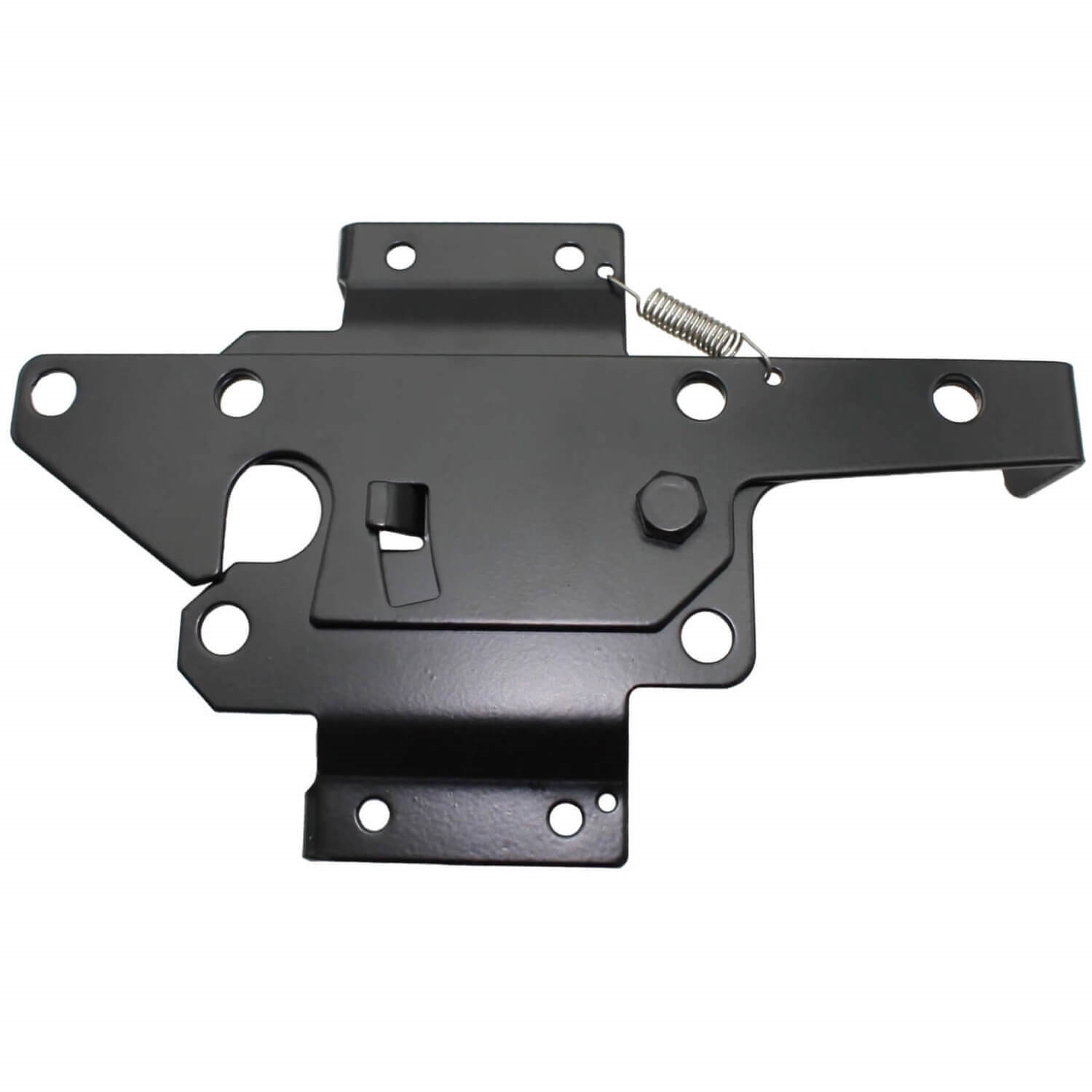 Vinyl Fence Gate Latch Vinyl Gate Latch Black Vinyl