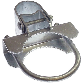 Chain link fence 90 degree bulldog gate hinge