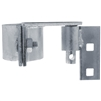 Rolo Chain Link Gate Latch - rolling gate latch - sliding gate latch -chain link fence parts