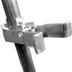 "Chain Link Single Gate Fulcrum Latch 2-1/2"" and 3"""