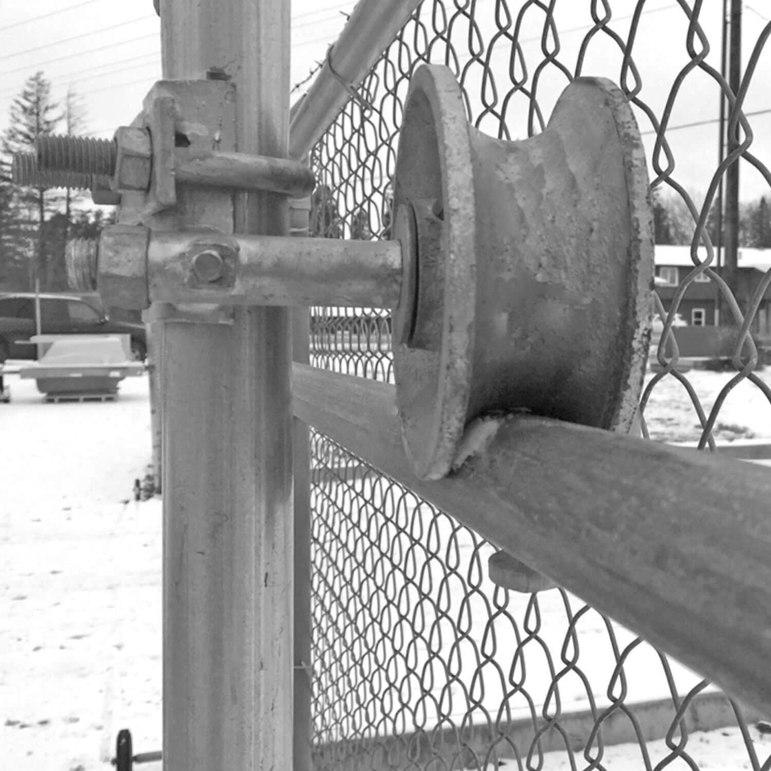 Chain Link Fence Parts Chain Link Gate Parts Chain Link