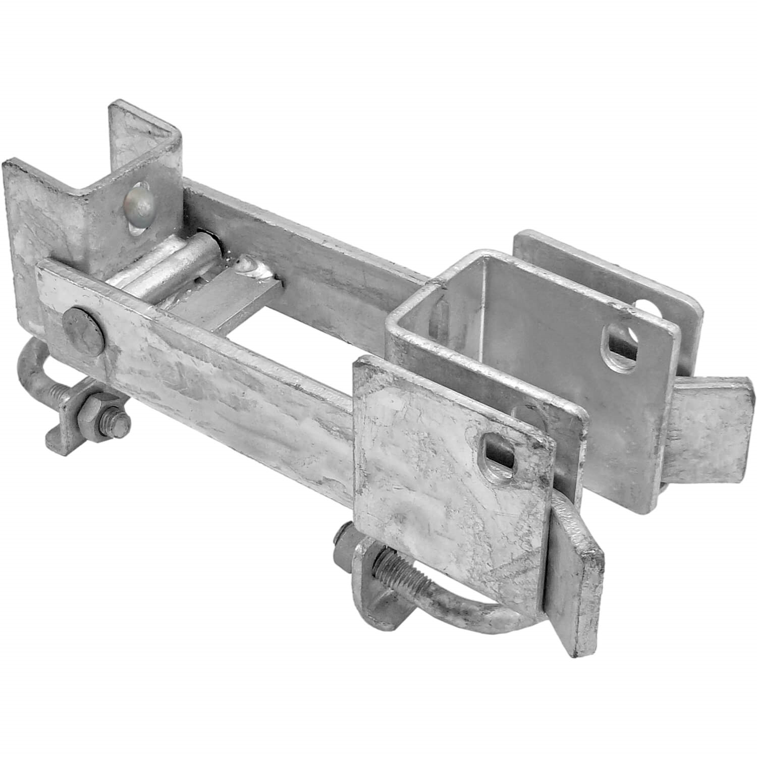 commercial chain link fence parts. Commercial Strong Arm Double Gate Latch Chain Link Fence Parts