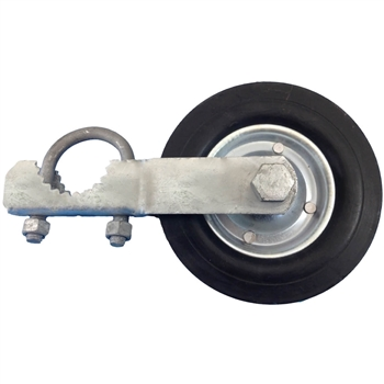 Chain Link Swing Gate Helper Wheel, Gate Wheel, gate parts