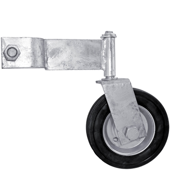 Chain Link Swivel Swing Gate Helper Wheel, Gate Wheel, gate parts