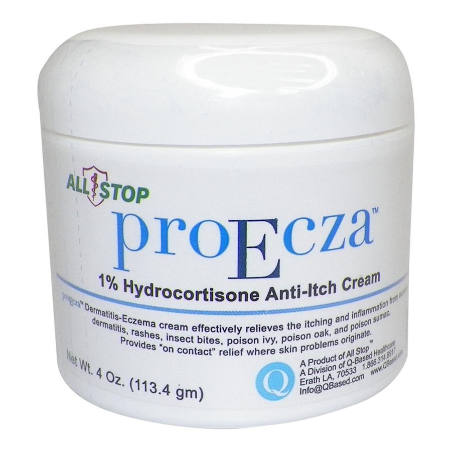 AllStop ProEcza Eczema & Dermatitis Cream - 4 oz
