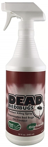 Bed Bug Spray by Dead Bed Bugs - 32 oz