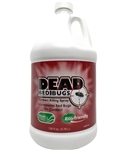 Bed Bug Spray by Dead Bed Bugs - 128 oz