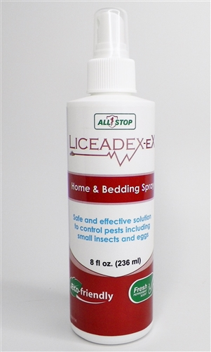 Liceadex-eX Home & Bedding Spray - 8 oz