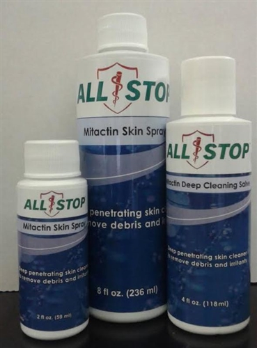 AllStop Skin Lotion Combo