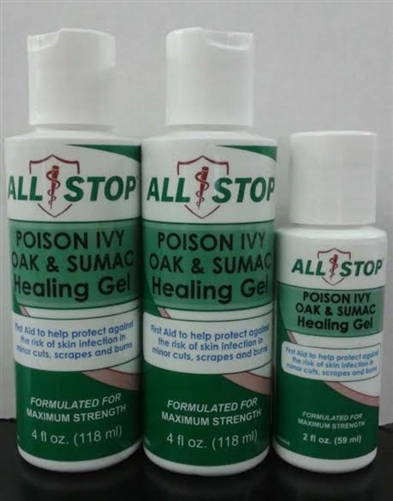 Poison Ivy Gel Family Pack
