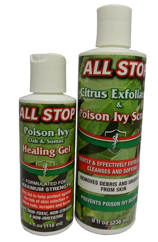 Complete Poison Ivy Treatment Kit