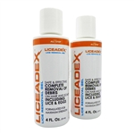 Liceadex Lice & Nit Removal Gel Twin Pack