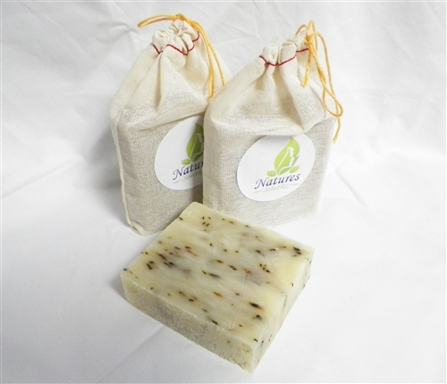 NaturesSelectRx - Revivifying Healing - Peppermint All Natural Soap - 4.5 oz bar - 2 Pack