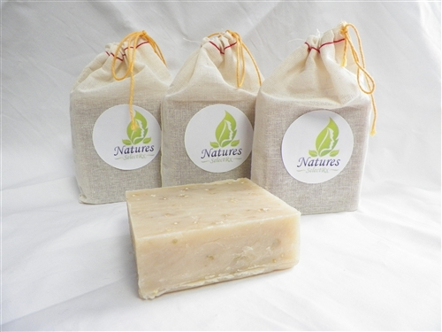 NaturesSelectRx - Skin Buffer - Lavender All Natural Goat Milk Soap - 4.5 oz bar - 3pk