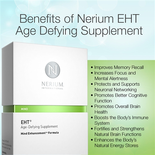 Nerium EHT Age-Defying Mind Supplement