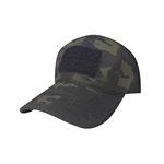 Tru-Spec CONTRACTOR'S CAPS Multicam Black