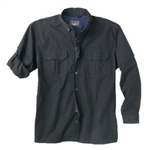 Woolrich Elite Long Sleeve Zip Up Instructor Shirt