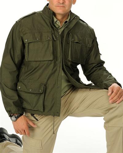 Woolrich Algerian Field Jacket