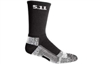 "5.11 LEVEL 1 - 6"" SOCKS BLK"