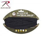 Rothco Multi Use Tactical Wrap -BLK