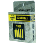 Valken CO2 Cartridge 12 Gram-5 pack box