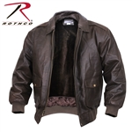 Rothco Classic A-2 Leather Flight Jacket