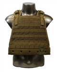 Condor Urban Go Plate Carrier - Coyote
