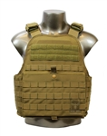 Operator II Plate Carrier - Coyote