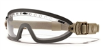 Smith Optics Elite Boogie Sport Clear Tan/Clear