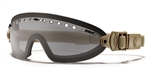 Smith Optics Elite Boogie Sport Clear Tan/Gray