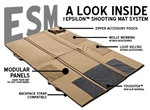 Elite Survival Epsilon Shooting Mat System