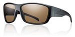 Smith Optics Elite Frontman Tactical Black/ Polarized Brown