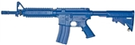 BLUEGUNS FSM4CFTR M4 COMMANDO Flat Top Open Stock Fwd Rail