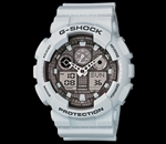 Casio Ice Gray XL Watch