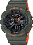 Casio G-Shock GA110LN-3A