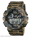Casio Digital Camos GD120CM-5CR
