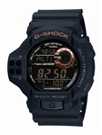G SHOCK -The Outdoorsman Military-Twin Sensor