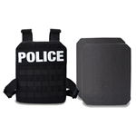 GH Armor - Active Shooter Kit Level III  2 Plates Carrier and Bag
