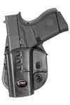 Fobus Glock 43 E2 Retention Holster Left Hand