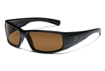 Hideout Tactical-Black Frame/Polarized Gray