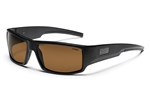 Hudson Tactical-Black Frame/Polarized Gray