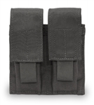 Elite Survival Systems MOLLE Double Pistol Mag Pouch