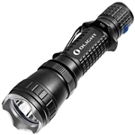 The Olight M20SX Javelot Kit includes Olight M20SX Javelot flashlight, RM20S 2014, X-WM02, and R/G/B filter. By Olight.