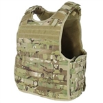 QPC-008: Quick Release Plate Carrier with MultiCam